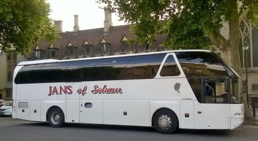 coach hire cambridge to windsor oxford day trip double decker coaches mini buses jans coaches